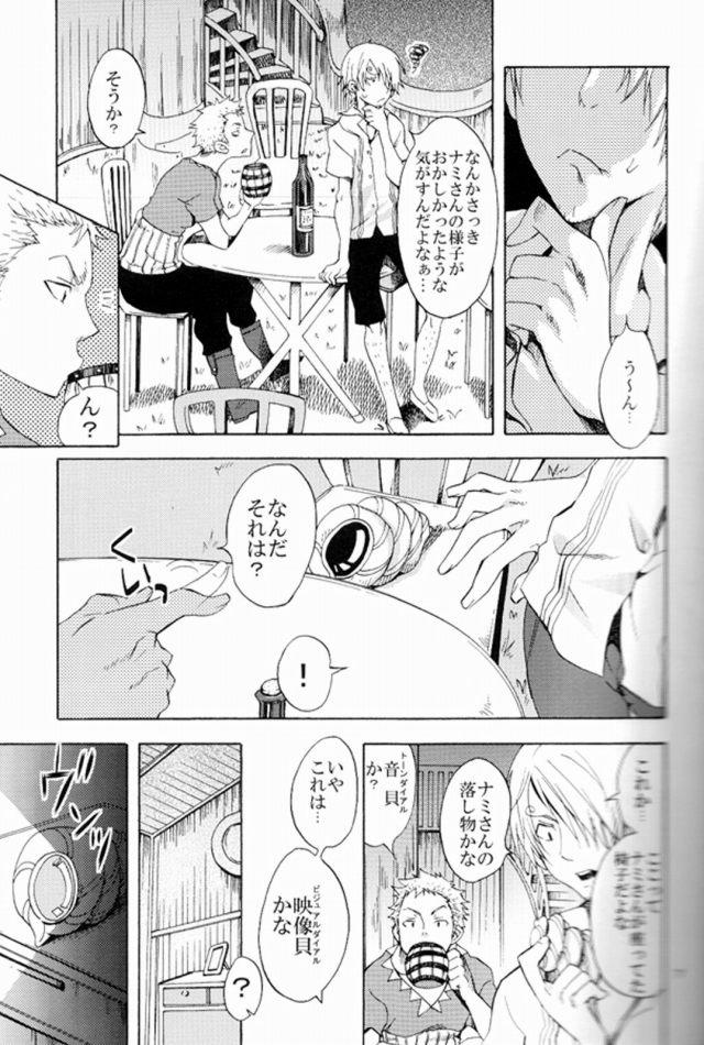 ワンピース エロマンガ同人誌4