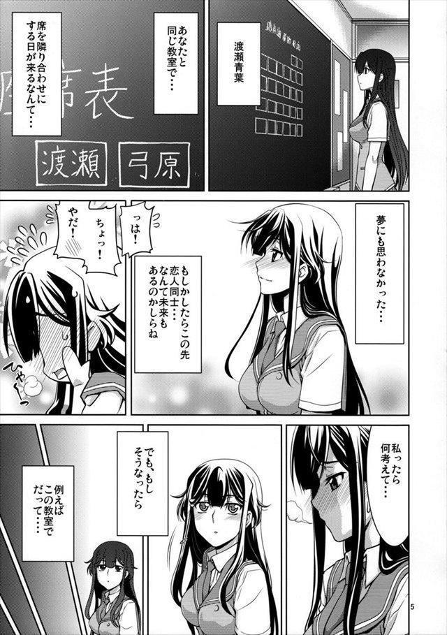 バディ・コンプレックス エロマンガ同人誌4