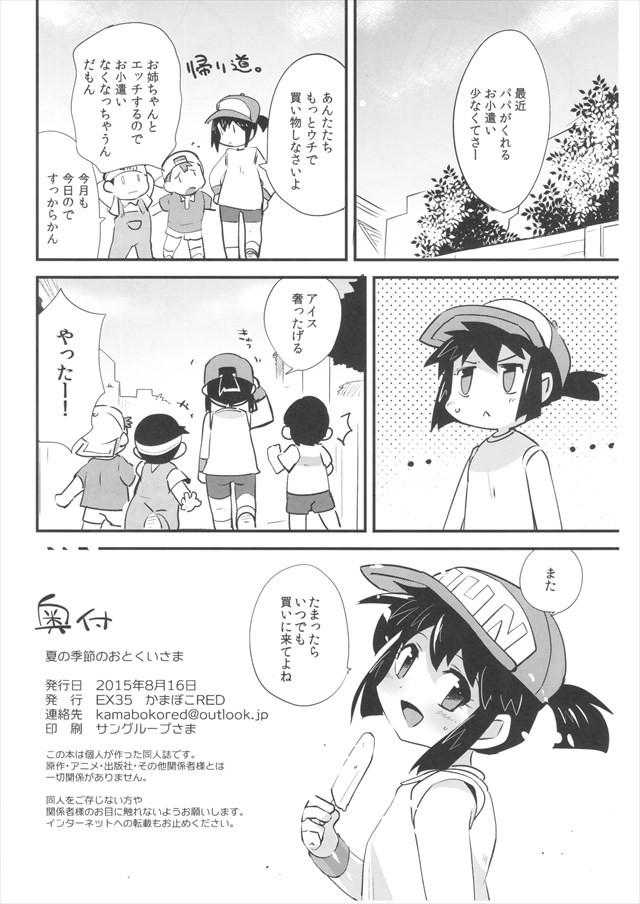 爆走兄弟レッツ&ゴー!! エロマンガ・同人誌1034