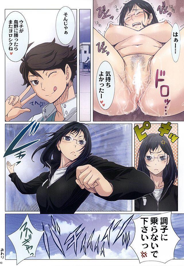 ハイキュー エロマンガ・同人誌7010