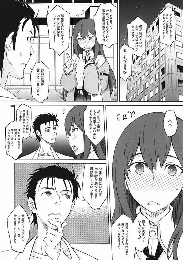 シュタインズゲート エロマンガ・同人誌3003
