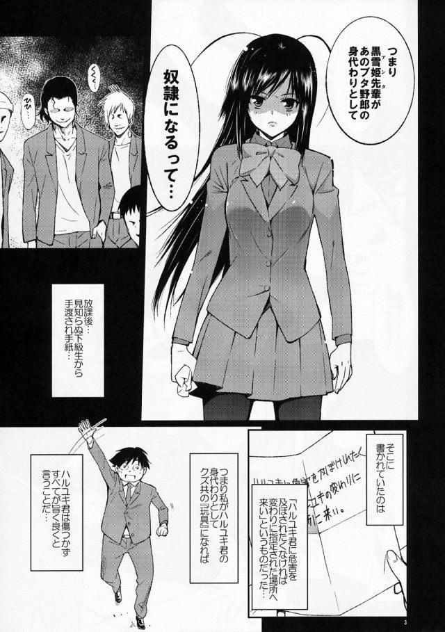 アクセルワールド エロマンガ・同人誌6004