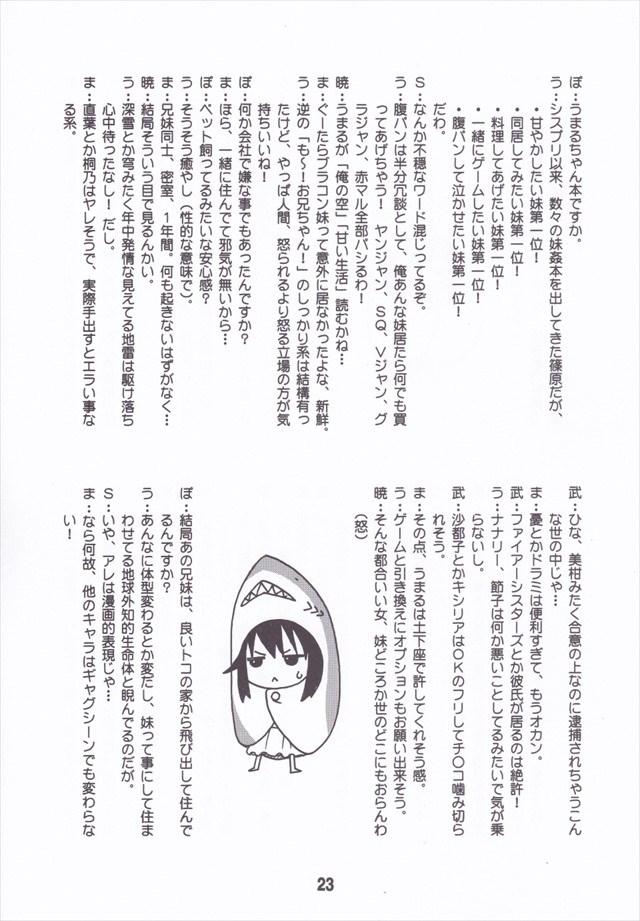 うまるちゃん エロマンガ・同人誌12022