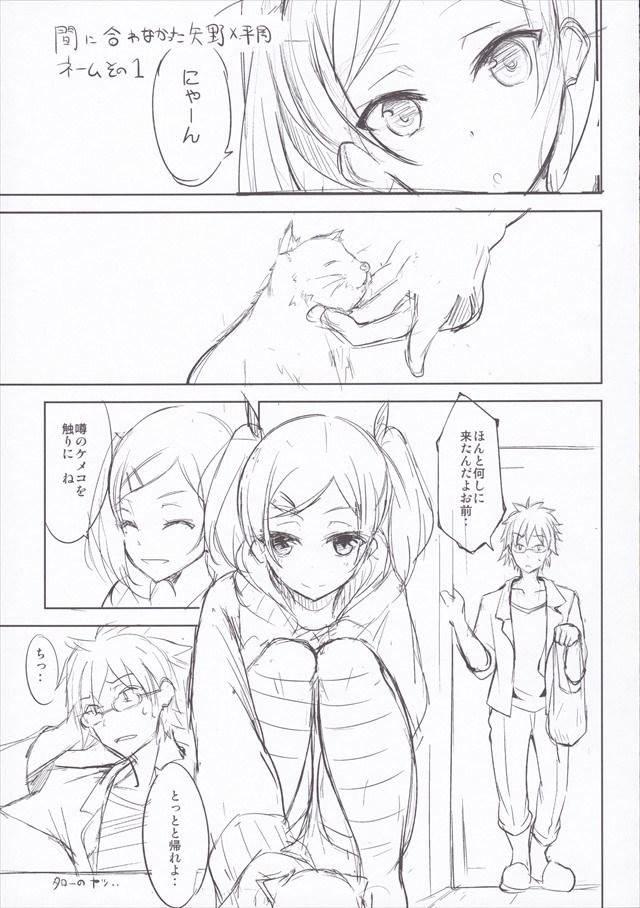 SHIROBAKO エロマンガ・同人誌6015