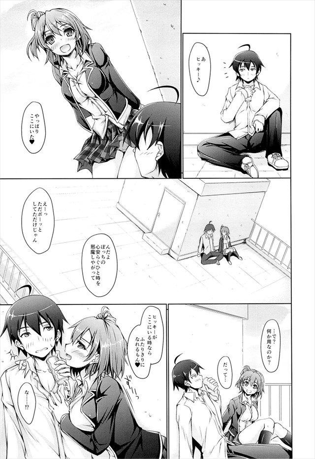 俺ガイル エロマンガ・同人誌1002