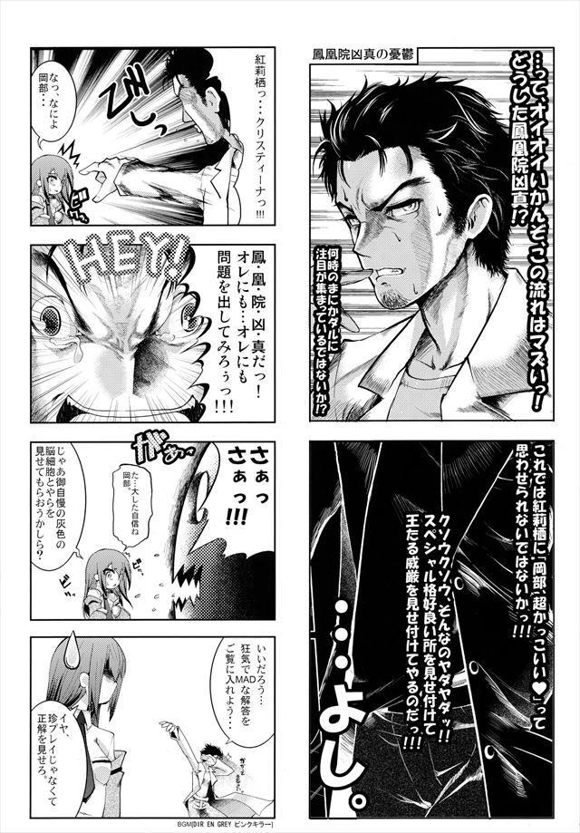 シュタゲ エロマンガ・同人誌4010