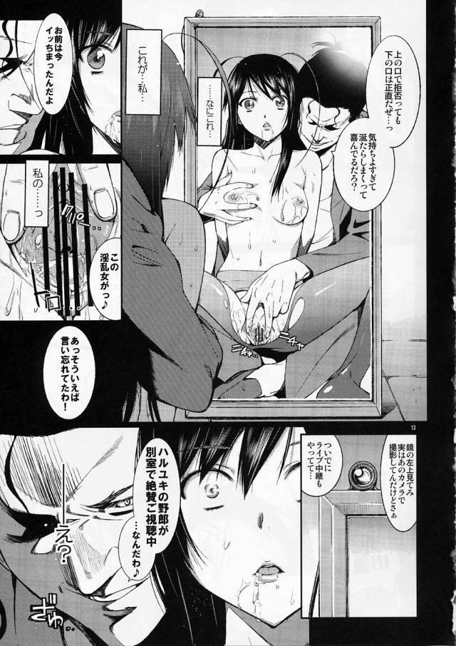 アクセルワールド エロマンガ・同人誌6014