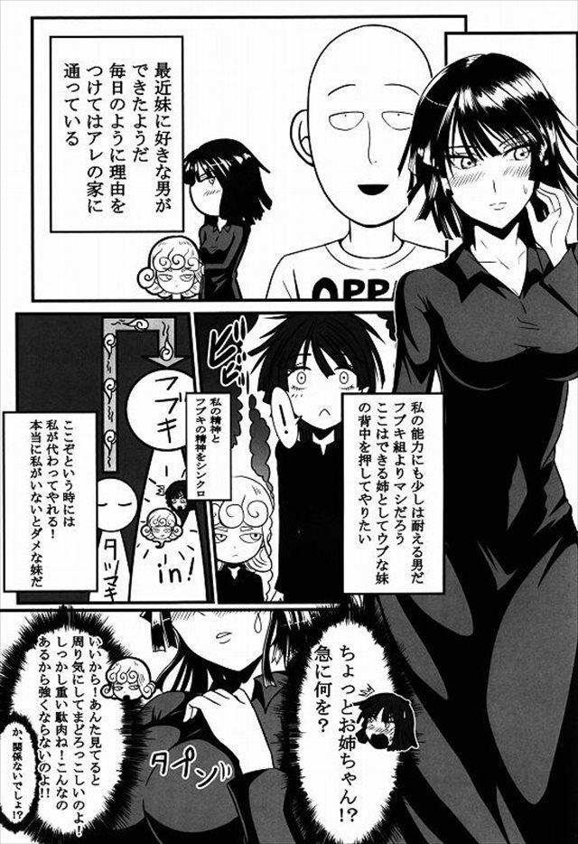 ワンパンマン エロマンガ・同人誌8002
