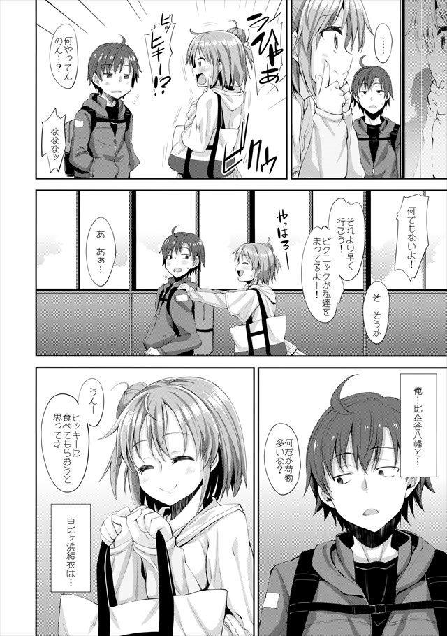 俺ガイル エロマンガ・同人誌12005
