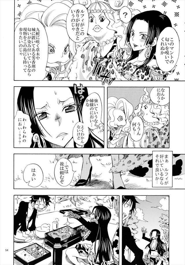 ワンピース エロマンガ・同人誌38054