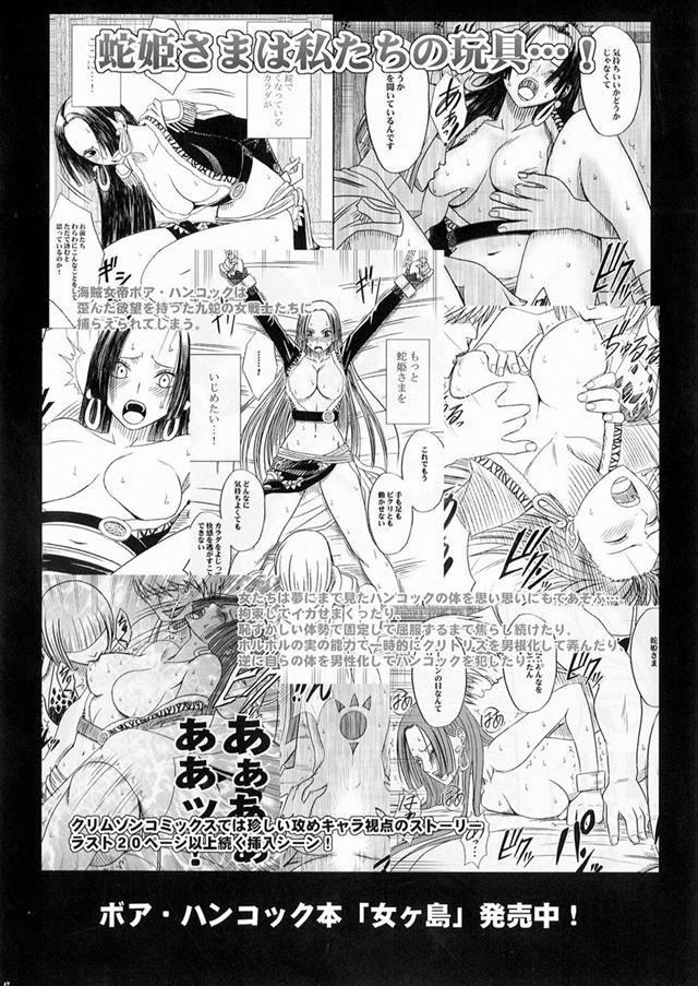 ワンピース エロマンガ・同人誌15043