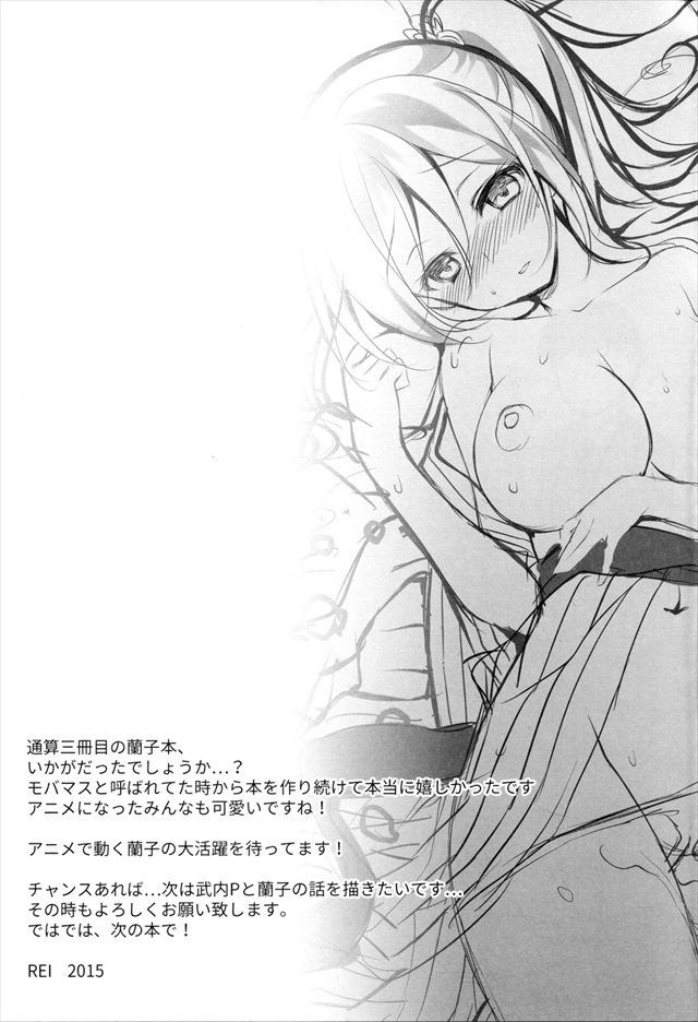アイドルマスター エロマンガ・同人誌13020