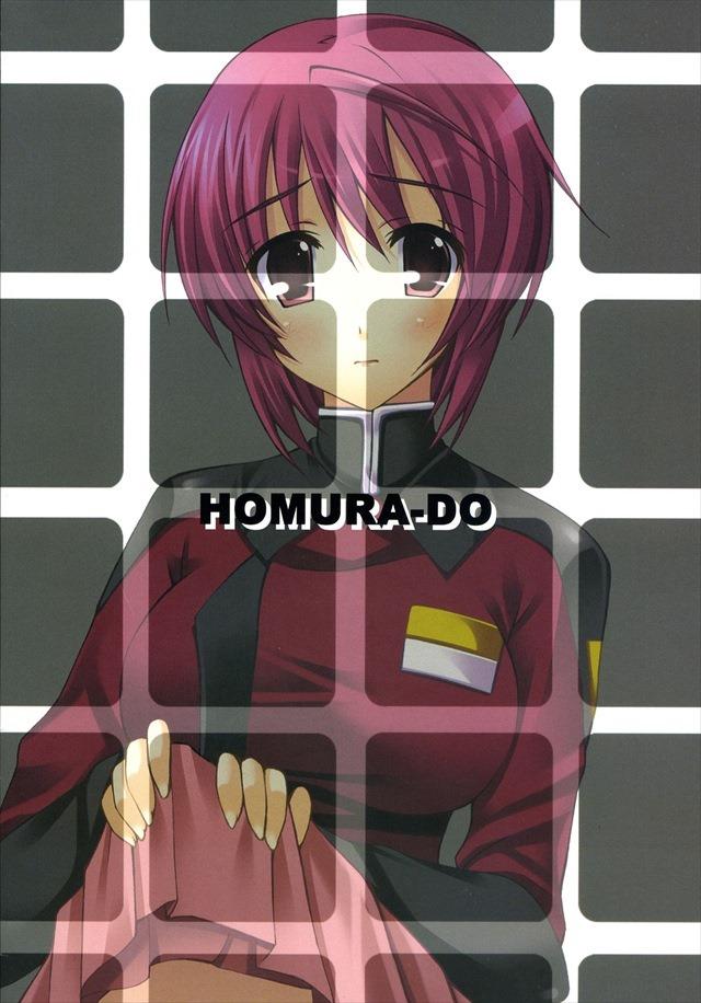 機動戦士ガンダム エロマンガ・同人誌10002
