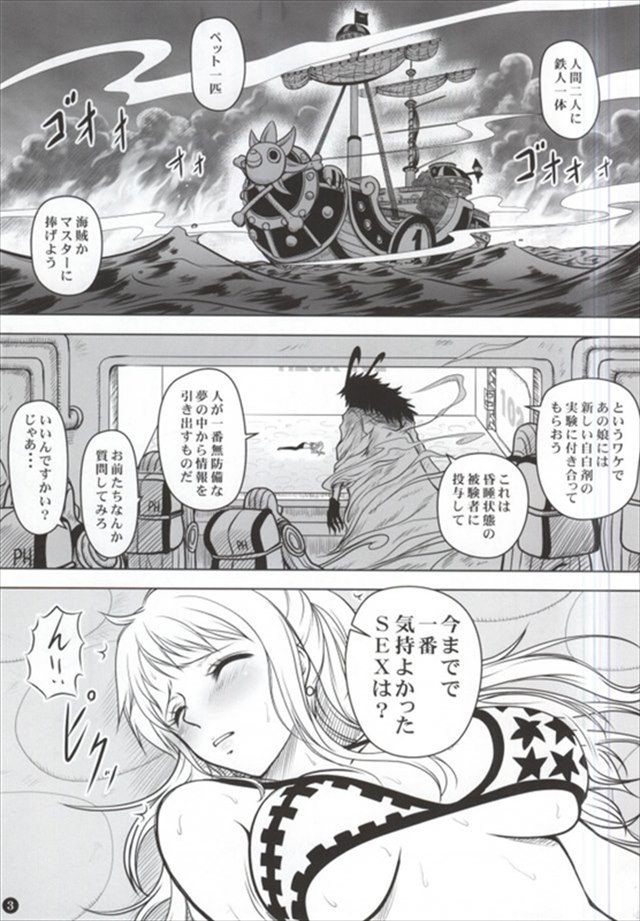ワンピース エロマンガ・同人誌13002