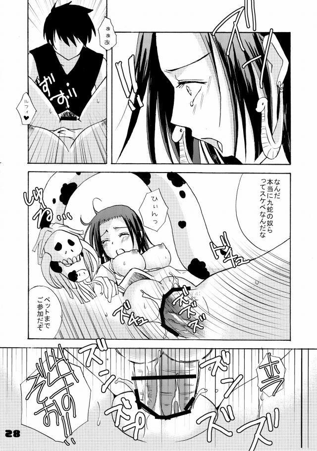 ワンピース エロマンガ・同人誌21024