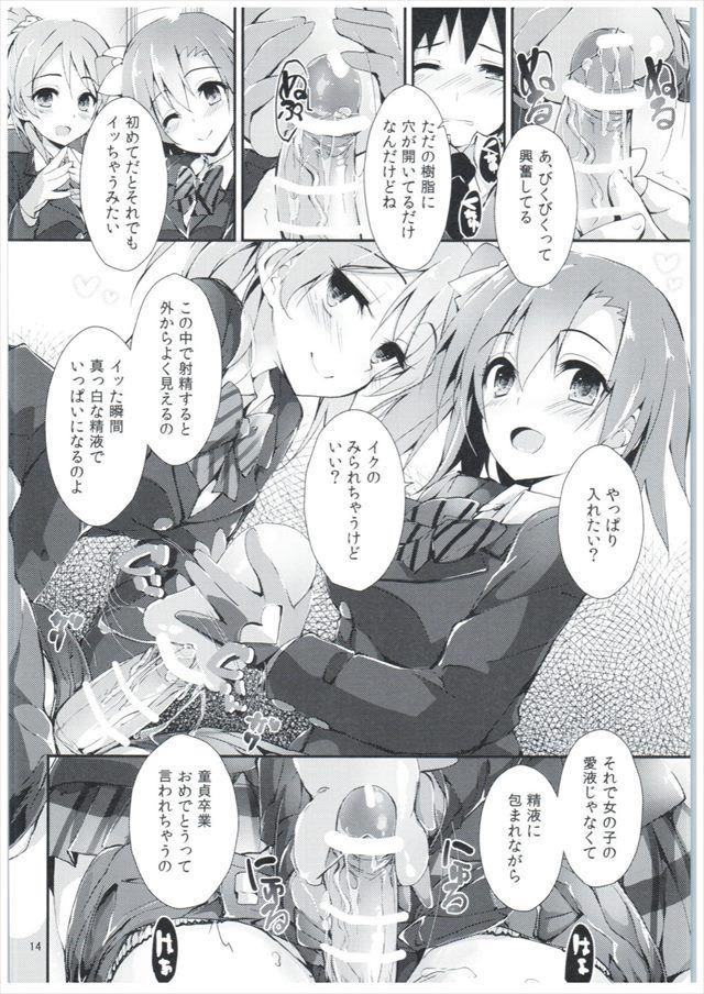 ラブライブ エロマンガ・同人誌27013