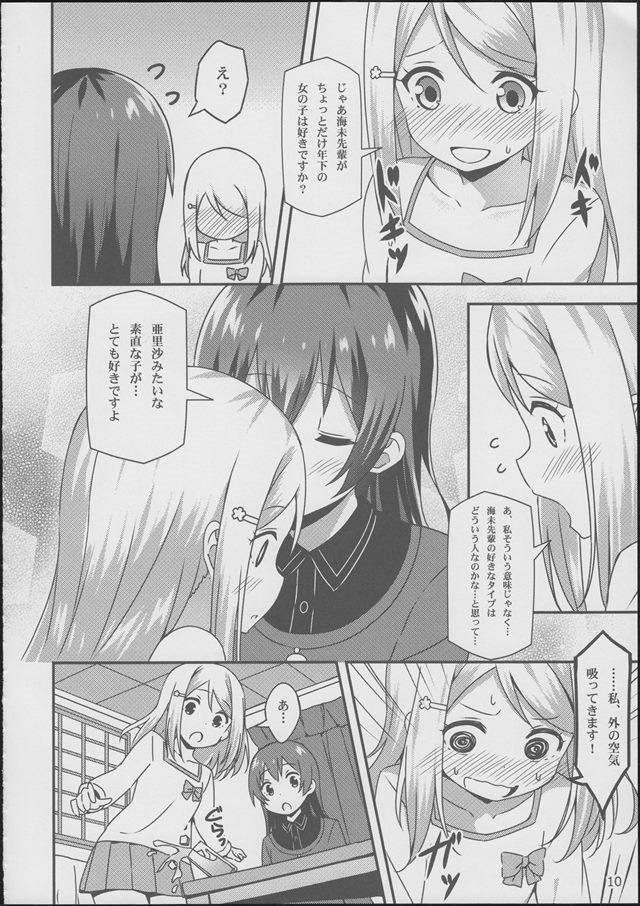 ラブライブ エロマンガ・同人誌29009