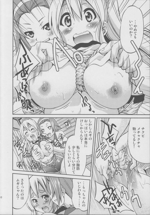 けいおん エロマンガ・同人誌13009