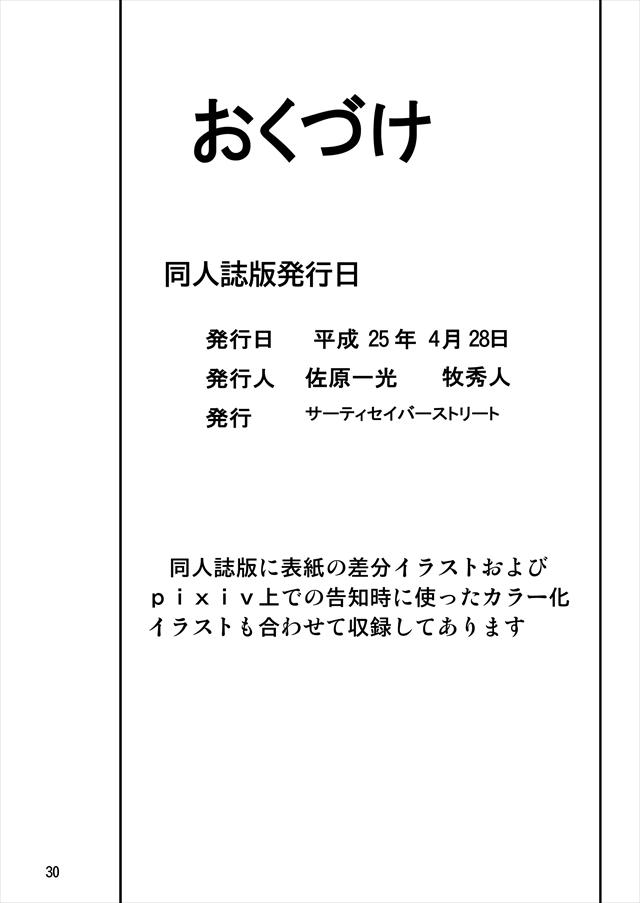 ガルパン エロマンガ・同人誌20030