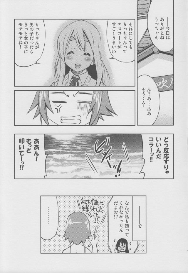 けいおん エロマンガ・同人誌13016