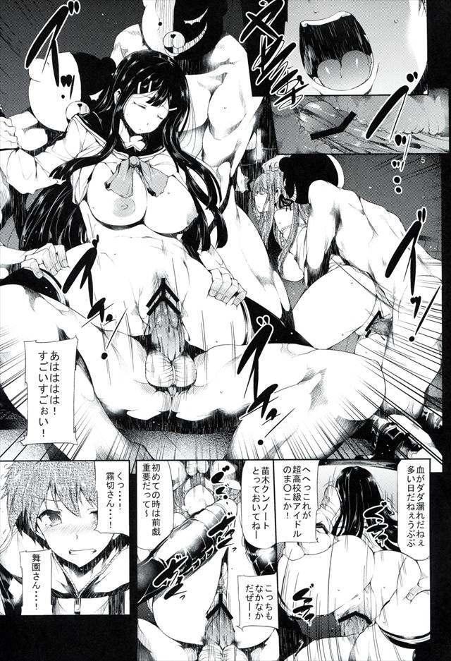 ダンガンロンパ エロマンガ・同人誌11004