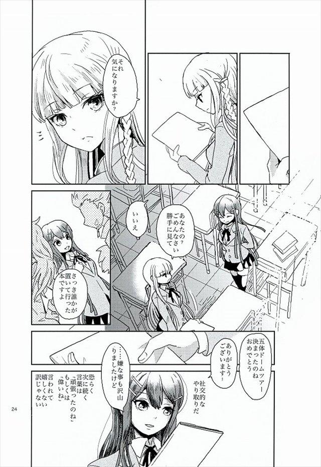 ダンガンロンパ エロマンガ・同人誌10021