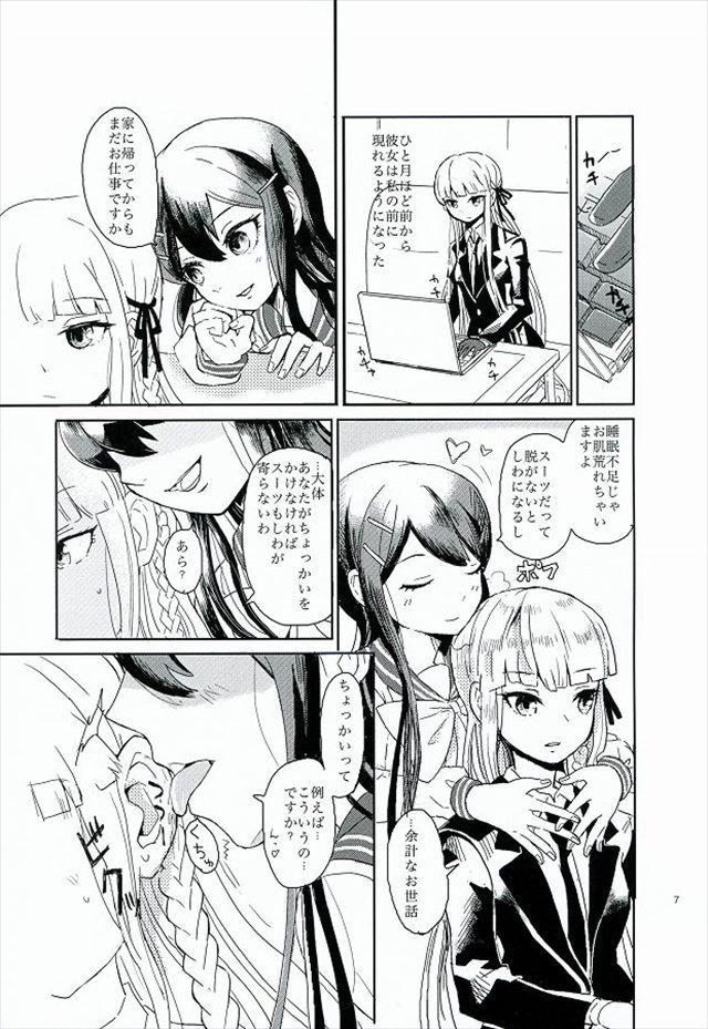 ダンガンロンパ エロマンガ・同人誌10004