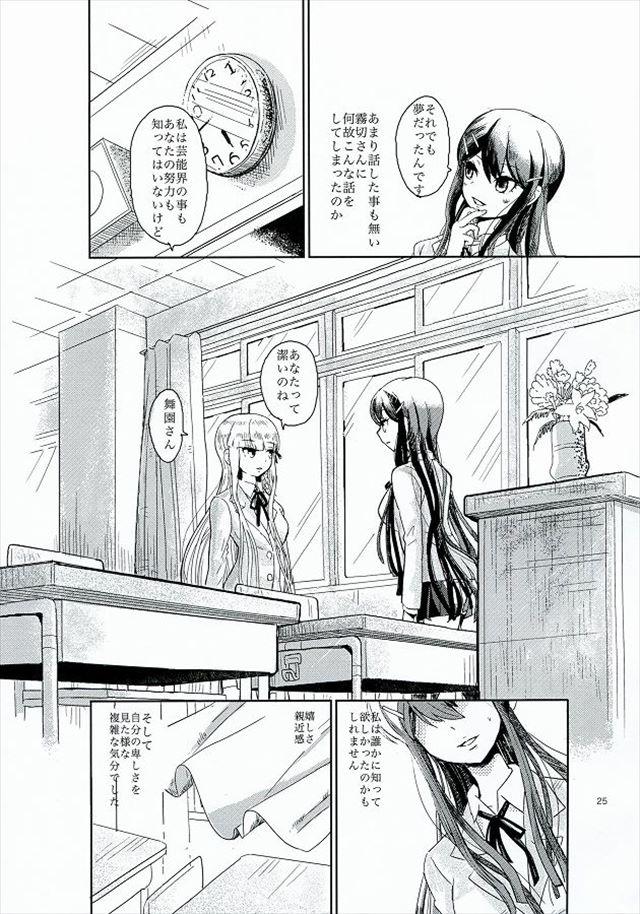 ダンガンロンパ エロマンガ・同人誌10022