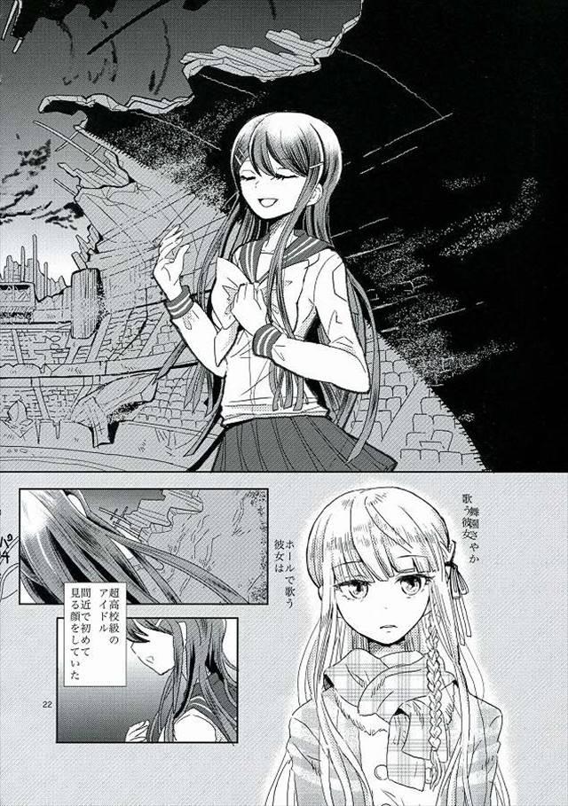 ダンガンロンパ エロマンガ・同人誌10019