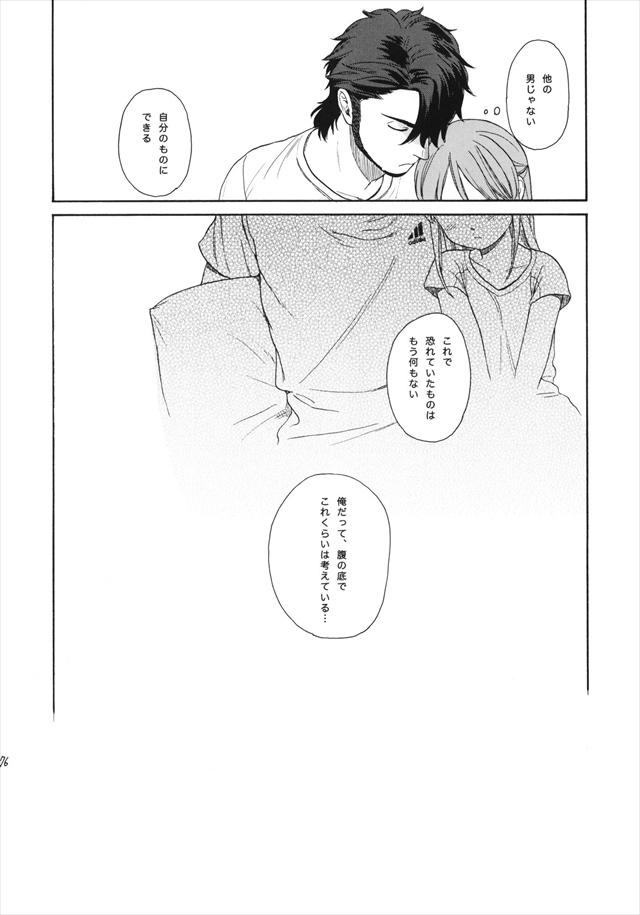 イナイレ エロマンガ・同人誌20075